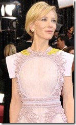 Cate Blanchett 2011 Oscar Fashion